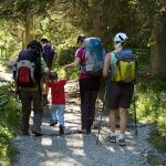 Auf Schusters Rappen in den Brenta Dolomiten