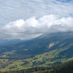 Panorama auf dem Karerpass