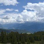 Panorama von der Trudener Hornalm