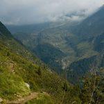 Bergtour zu den Spronser Seen