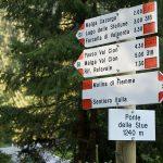 Wandern im Trentino