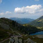Lago delle stellune im Trentino