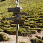 Wandern im Peitlerkofel Gebiet