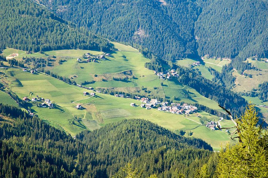 Bergtour Peitlerkofel
