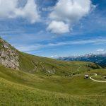 Panorama Peitlerwiesen