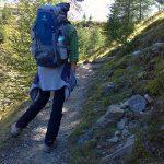 Zum Marmorbruch über Schlanders Im Vinschgau