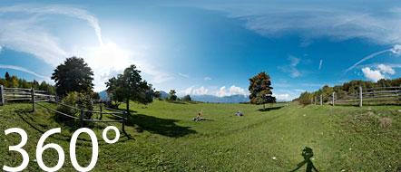 Cisloner Alm - 360° Ausblick