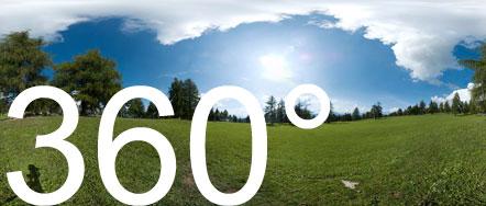 360° Ausblick Langfenn, Tschögglberg, Salten