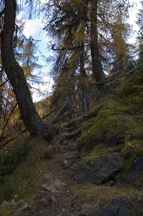 Vom Furkelpass zum Hochalmsee
