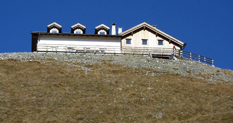 Berggasthaus am Alta via Bepi Zac