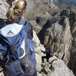 Bergtour auf dem Alta via Bepi Zac