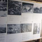 Kriegsmuseum im Felskokon