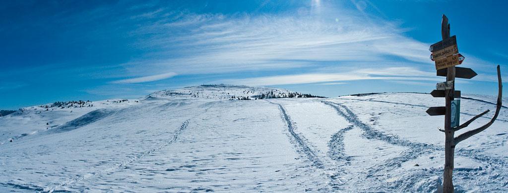 Winterwanderung Meran 2000