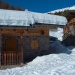 Schneeschuhwanderung zur Sarner Hütte
