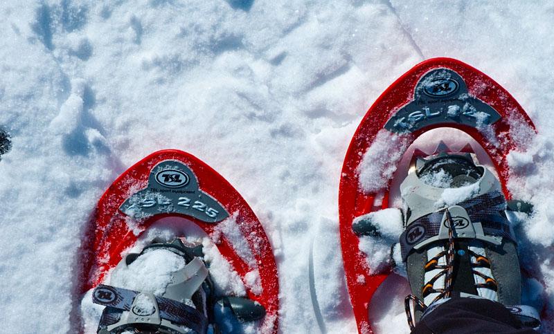 Schneeschuhwandern Südtirol
