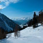 Schneeschuhwanderung Sarntal