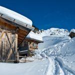 Schneeschuhwandern im Sarntal