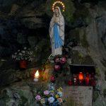 Madonna in der Brasa Schlucht am Gardasee