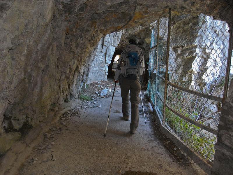 Wanderung von Campione nach Tremosine