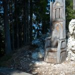 Thron am Oswald von Wolkenstein Weg