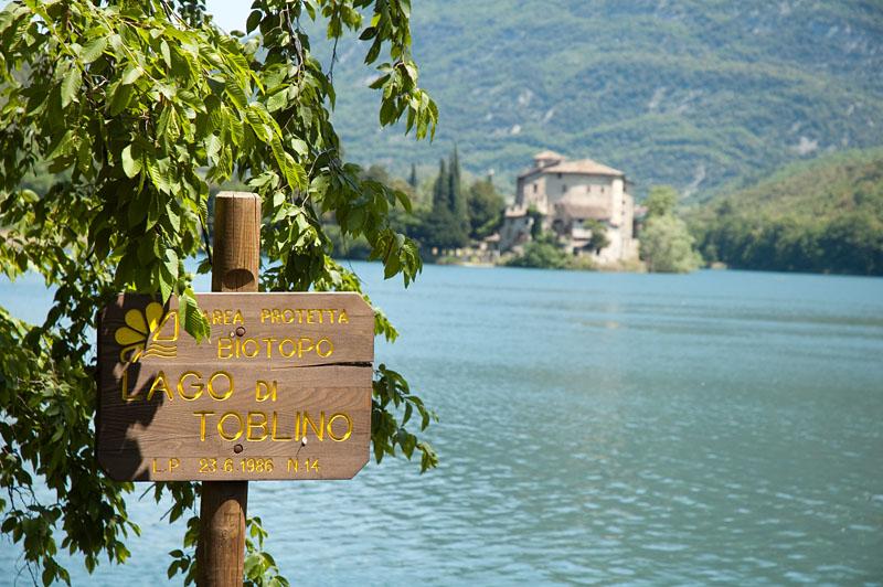 Rundwanderung Lago Toblino