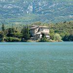 Castel Toblino im Tal der Seen