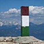 Höchster Gipfel des Mendelkammes   Roen