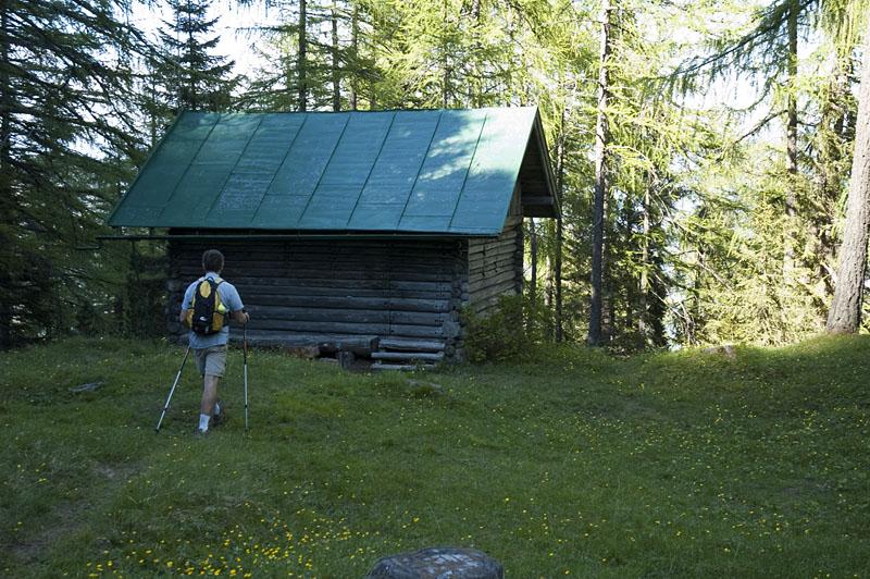 Wanderung in Südtirols Süden