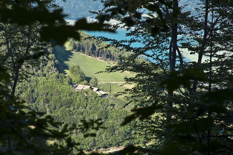 Wandern im Süden Südtirols