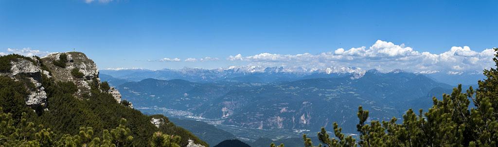 Unterland im Süden Südtirols