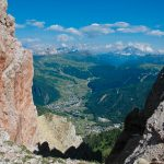 Wanderung zum Puez in Südtirol