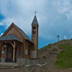 Bergkapelle Col di Lana