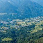 Vom Schwarzhorn ins Fleimstal