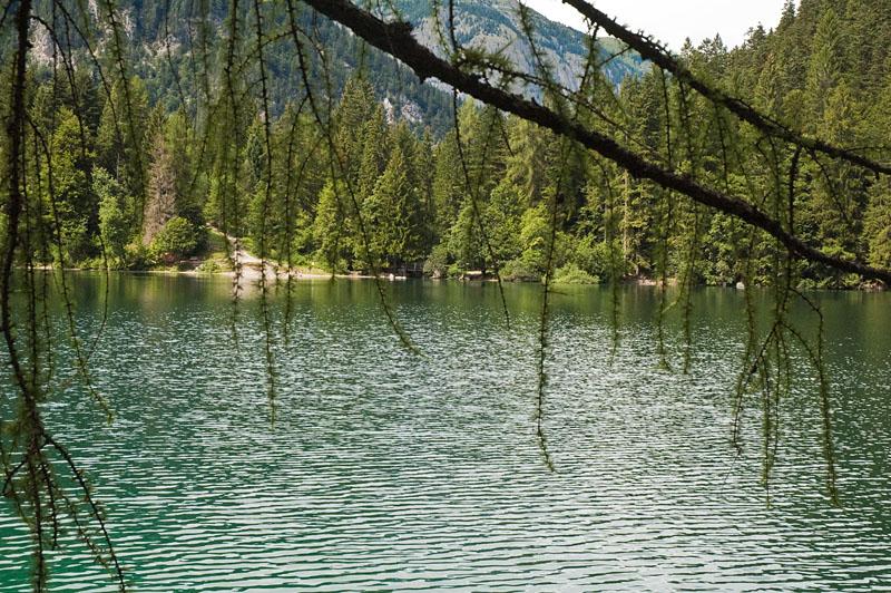 Wandern am Lago di Tovel