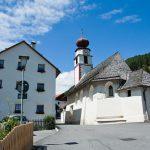 Schlinig im Vinschgau