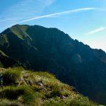 Bergpanorama vom Schwarzhorn aus