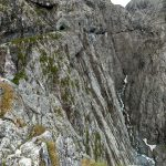 Felsenweg der Uina Schlucht