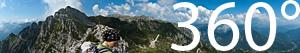 Sentiero del cinque Cime (Steig der 5 Gipfel) - auf der Bella Laita