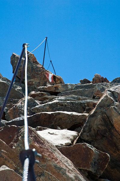 Bergtour zum Becherhaus