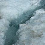 Gletscher beim Becherhaus