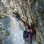 Im Burrone Klettersteig