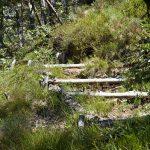Nach dem Burrone Klettersteig