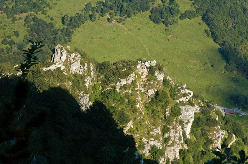 Klettersteig Gaetano Falcipieri 11