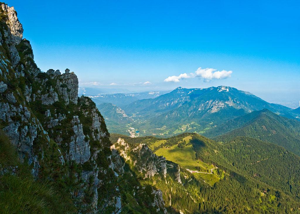 Klettersteig Gaetano Falcipieri 15