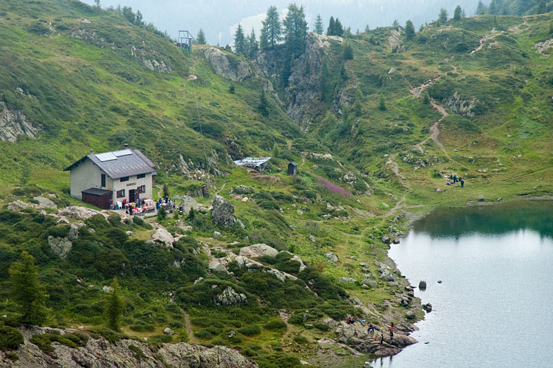 Schutzhütte Erdemolo