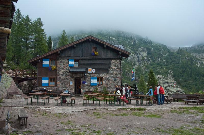Schutzhütte Sette Selle