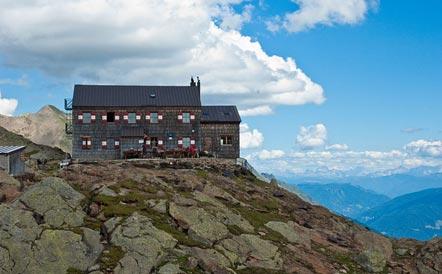 Die Teplitzer Hütte