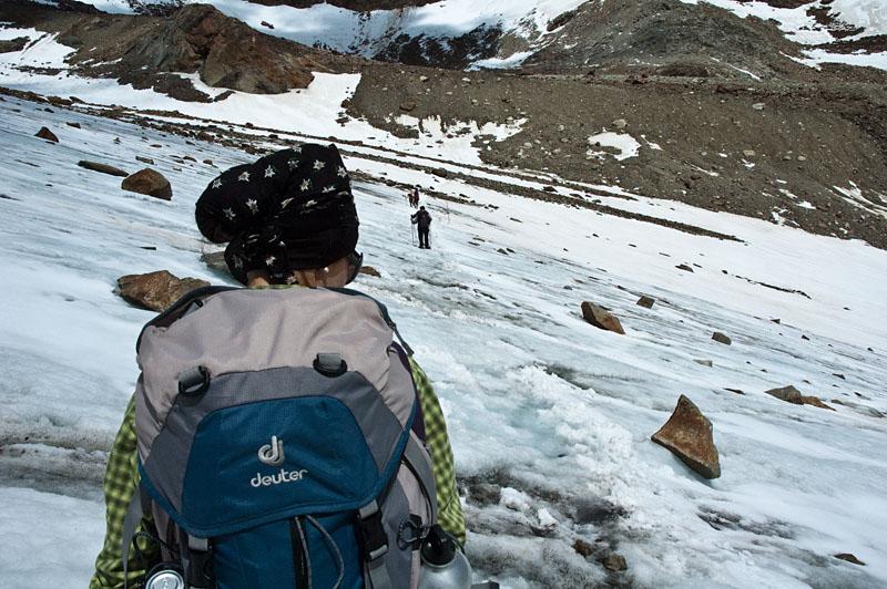 Ferner Gletscher im Übeltal