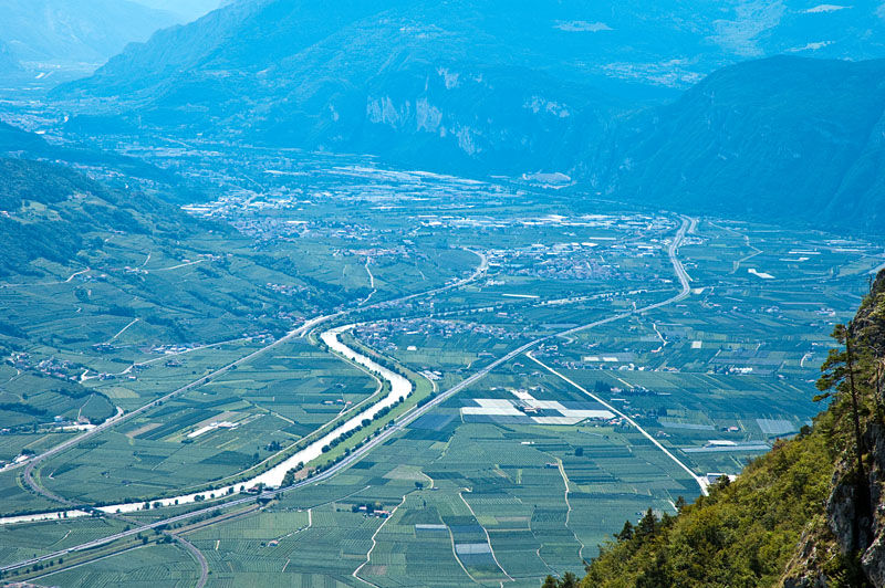 von Baito Aiseli nach Monte 12
