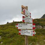 Wanderwege im Fersental